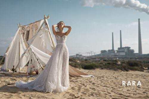 Wedding gown Rara Avis Klays