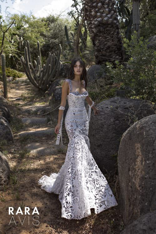 Wedding gown Rara Avis Koli