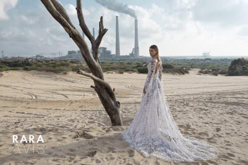 Wedding gown Rara Avis Kortal