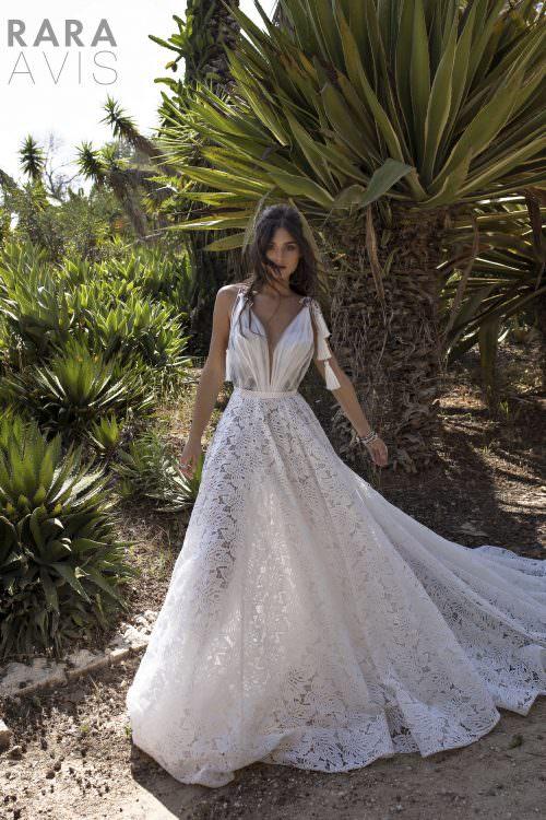 Wedding gown Rara Avis Kuan