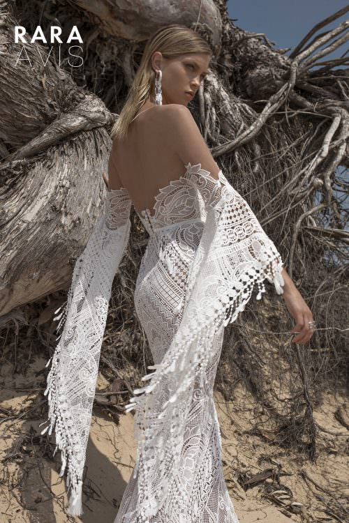 Wedding gown Rara Avis Lari