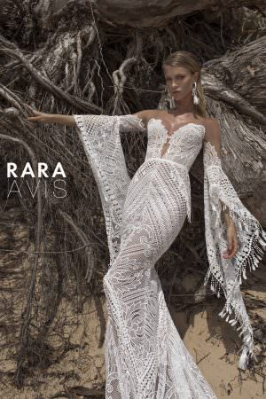 Wedding gown Rara Avis Lari