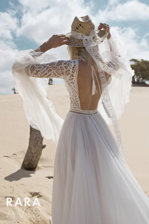 Wedding gown Rara Avis Rebeka