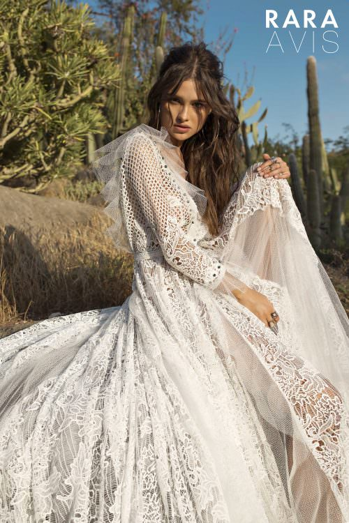 Wedding gown Rara Avis Ujan
