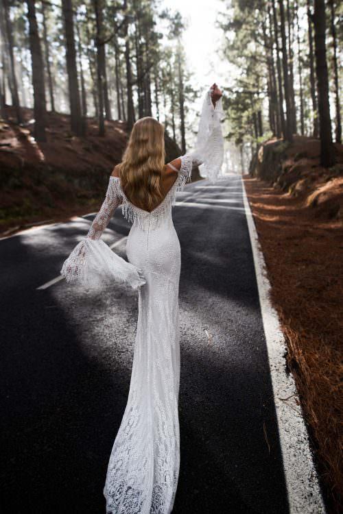 Wedding gown Blammo-Biamo Asel