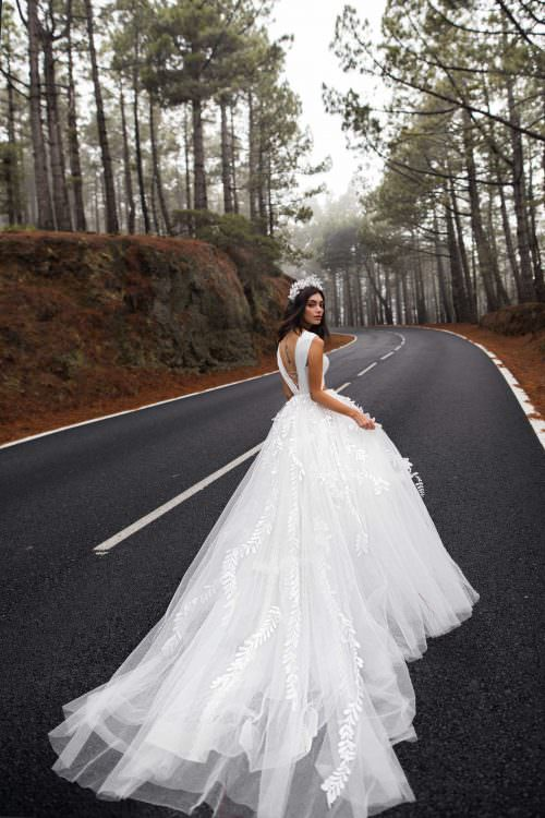 Wedding gown Blammo-Biamo Damas