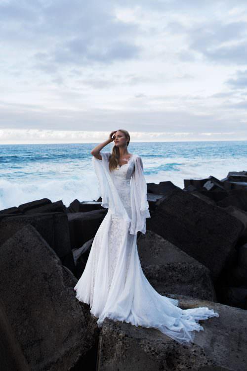 Wedding gown Blammo-Biamo Blait