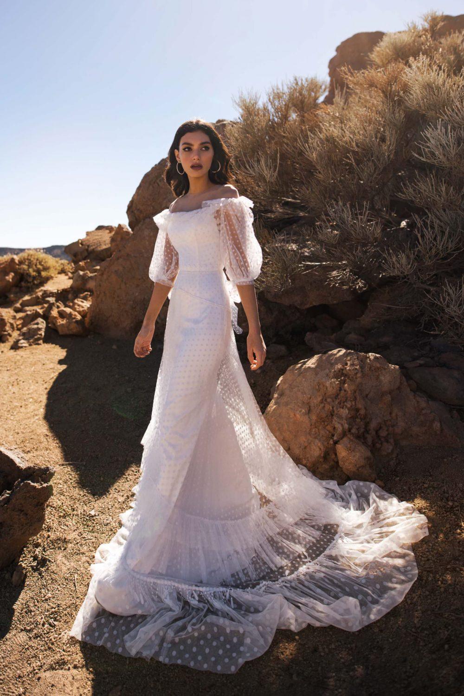 Wedding gown Blammo-Biamo Gendzi