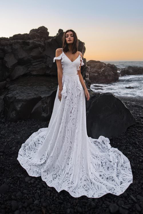 Wedding gown Blammo-Biamo Manul
