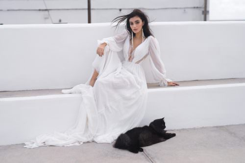 Wedding gown Blammo-Biamo Nait in Online Bridal Store Luxx Nova