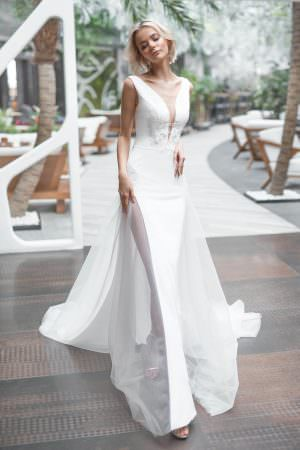 Wedding gown Strekoza Arabesco