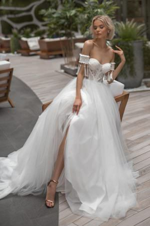 Wedding gown Strekoza Calipso
