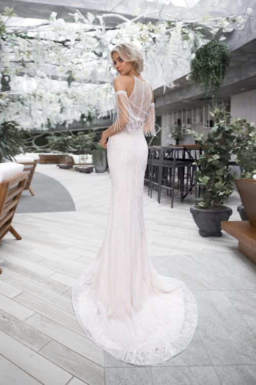 Wedding gown Strekoza Cassiopea