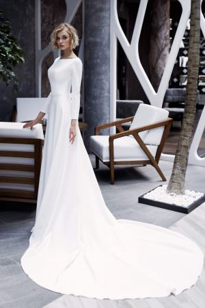 Wedding gown Strekoza Puro
