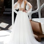 Wedding gown Strekoza Sognare