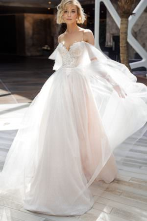 Wedding gown Strekoza Solare