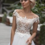 Wedding gown Strekoza Sinuosa