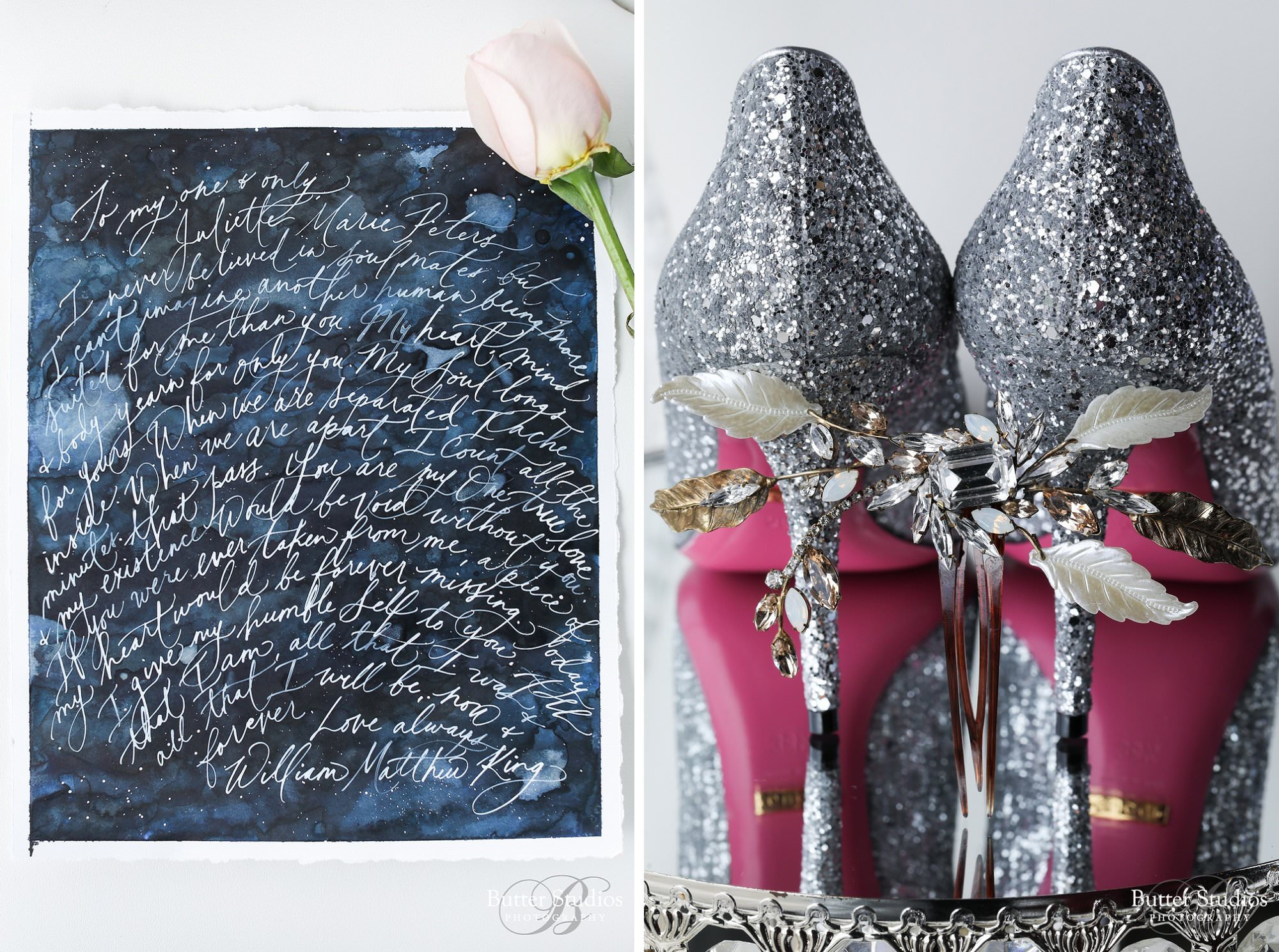Chic Vancouver Styled Wedding Shoot