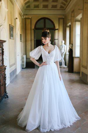 Wedding gown Blammo-Biamo Etien
