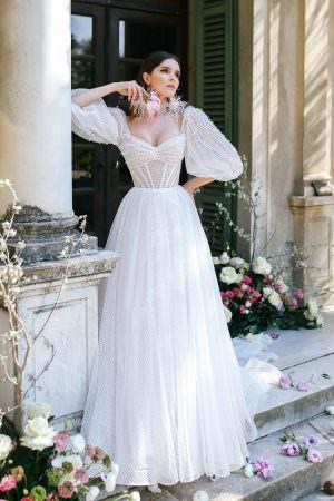 Wedding gown Blammo-Biamo Greim