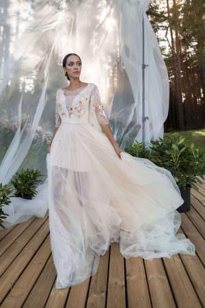 Wedding gown Blammo-Biamo Poul