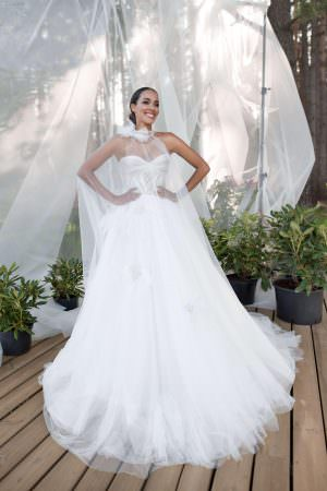 Wedding gown Blammo-Biamo Ramili