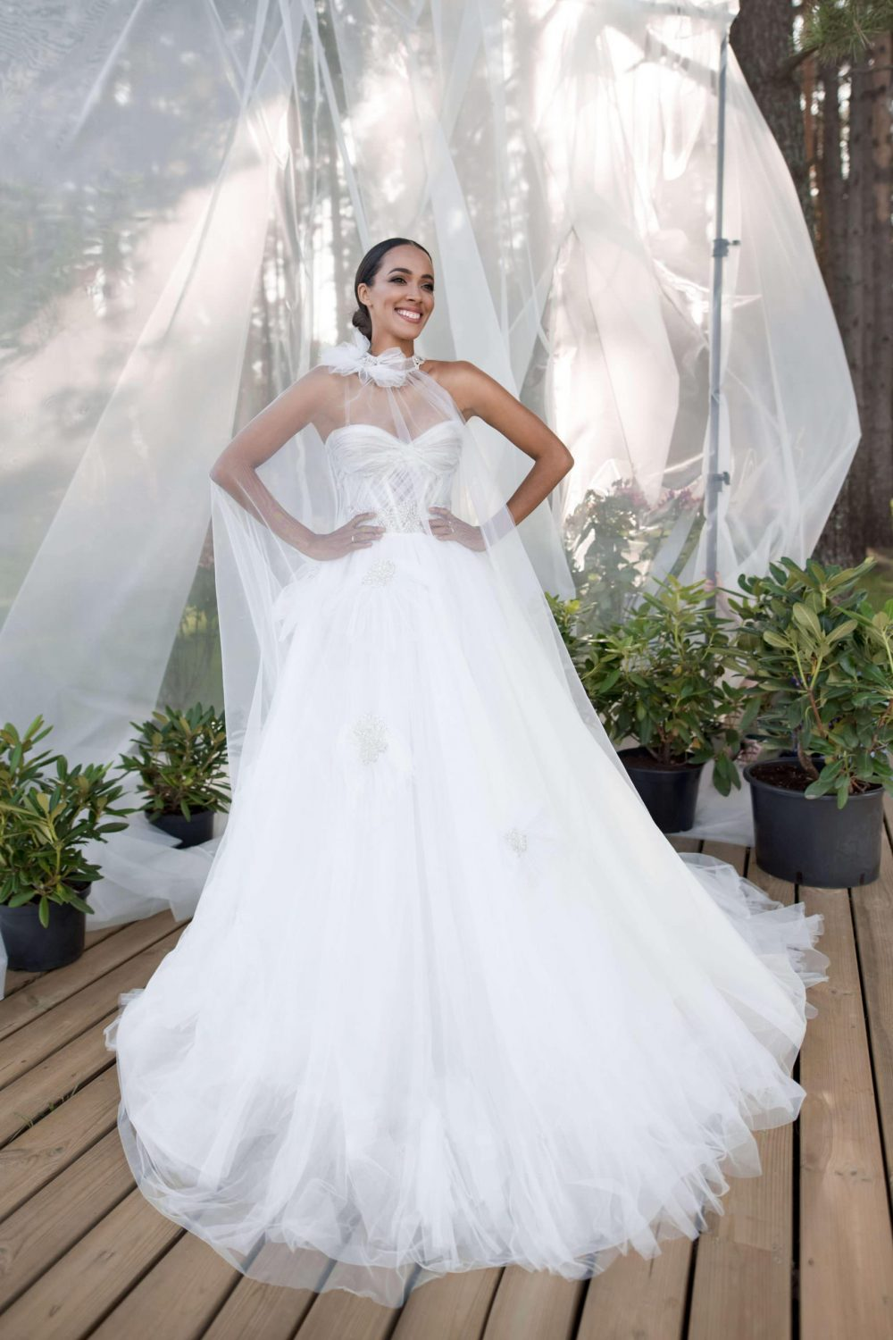 Wedding gown Blammo-Biamo Ramili
