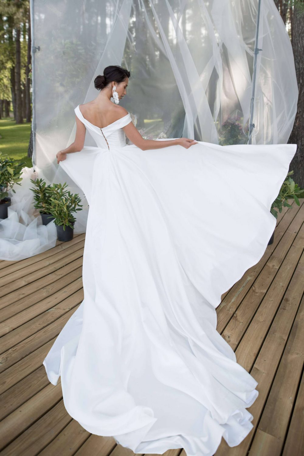 Wedding gown Blammo-Biamo Rem