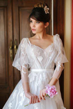 Wedding gown Blammo-Biamo Tailer