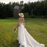 Wedding dress Rara Avis Lemosa