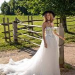 Wedding dress Rara Avis Linnet
