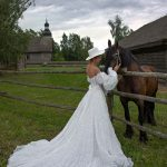Wedding dress Rara Avis Ranell