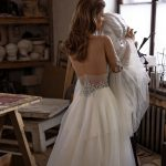 Wedding dress Rara Avis Palia