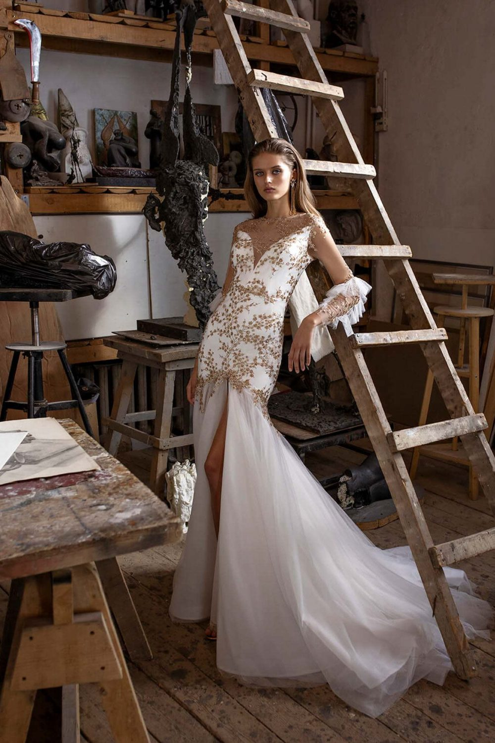 Wedding dress Rara Avis Pleiferi