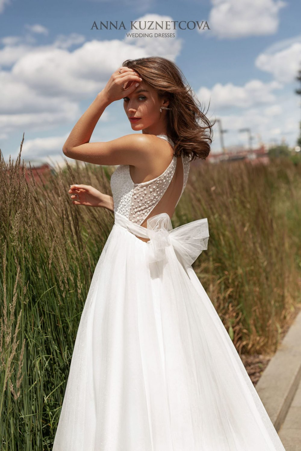 Wedding dress Anna Kuznetcova Kolett