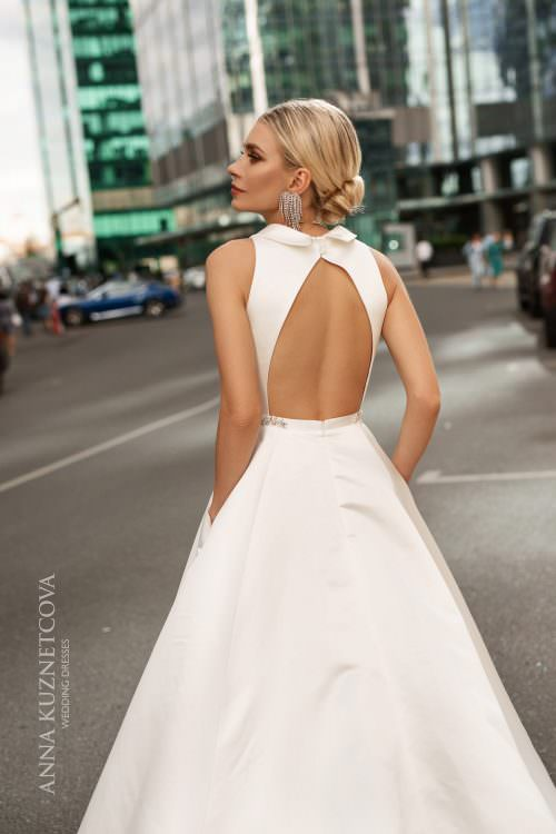 Wedding dress Anna Kuznetcova Korin