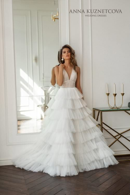 Wedding dress Anna Kuznetcova Maritt