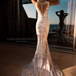 Wedding dress Anna Kuznetcova Mariz