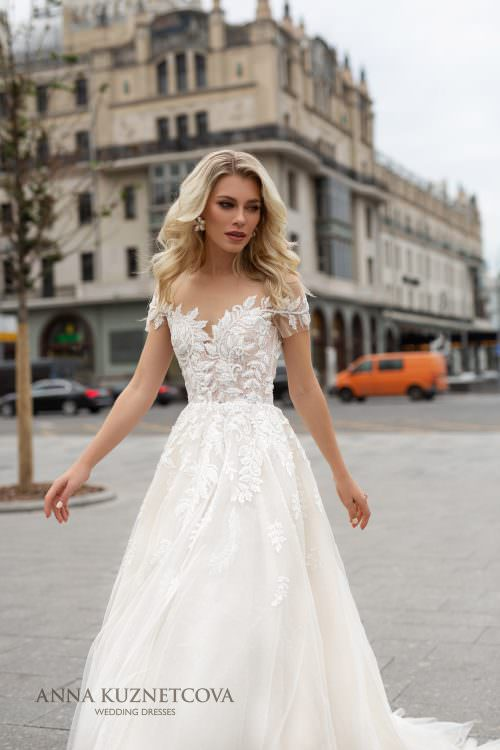 Wedding dress Anna Kuznetcova Monique