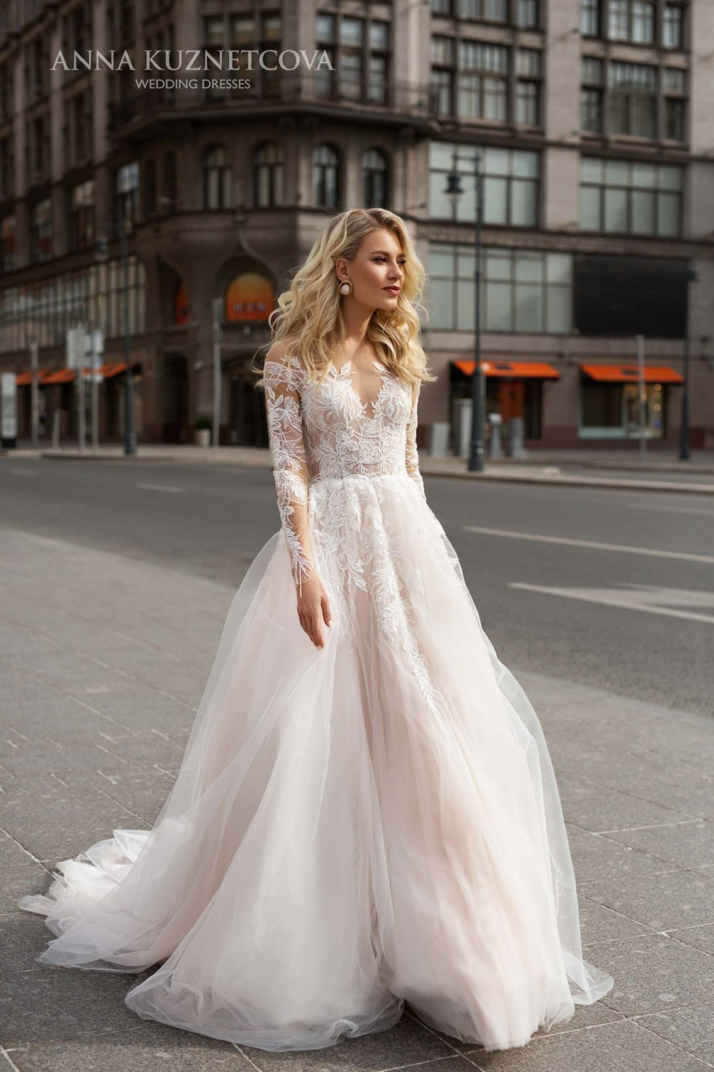 Wedding dress Anna Kuznetcova Ninon