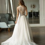 Wedding dress Oda by Anna Kuznetcova