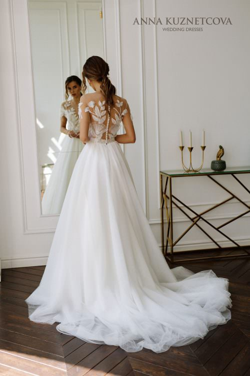 Wedding dress Anna Kuznetcova Olivi