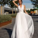 Wedding dress Anna Kuznetcova Perrain