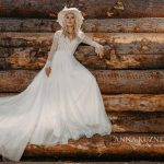Wedding dress Anna Kuznetcova Runa