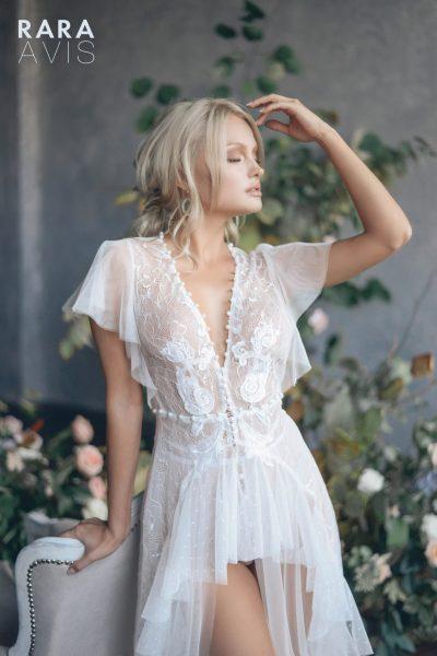 Rara Avis bridal lingerie Debora