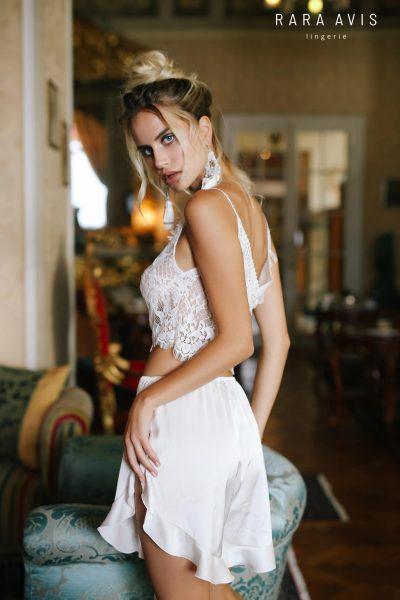 Rara Avis bridal lingerie Grotto