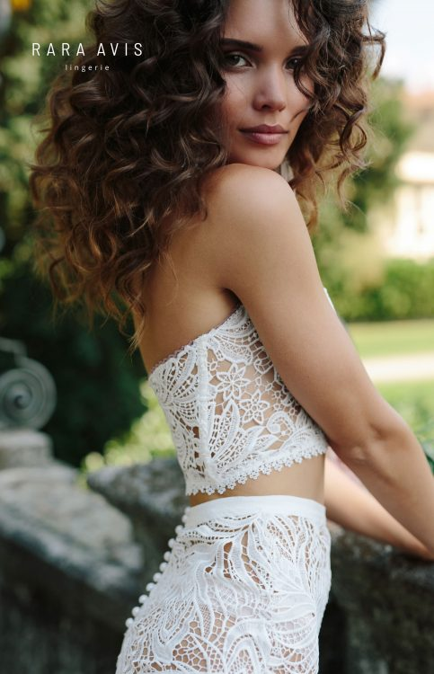 Rara Avis bridal lingerie Naila
