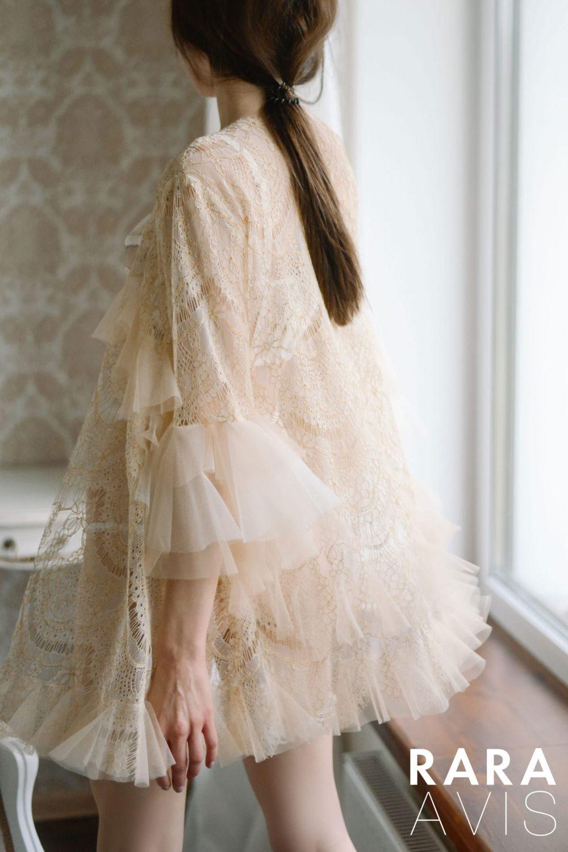 Rara Avis bridal lingerie Sally