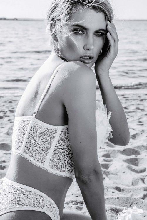 Rara Avis lingerie Blanche