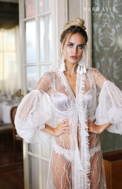 Rara Avis bridal lingerie Salvi